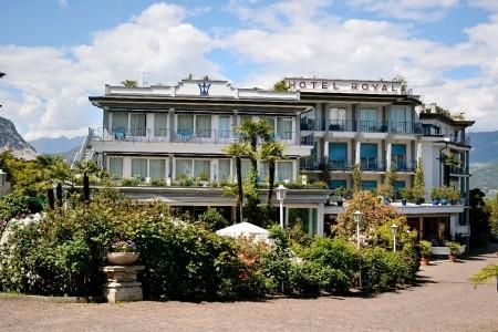 Hotel Royal Snídaně