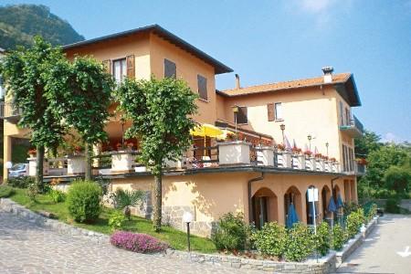 Hotel Breglia Polopenze