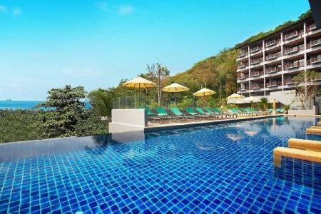 Krabi Cha-Da Resort Hotel Snídaně