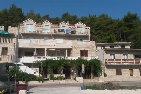 Chorvatsko - Ostrov Pag / Apartments Ina