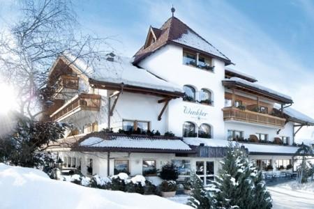Sporthotel Winkler S Bazénem Pig– Santo Stefano - Itálie  v prosinci