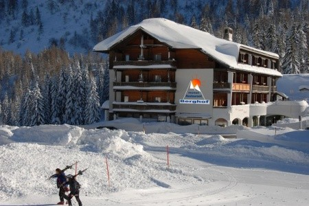 Hotel Berghof*** Hermagor - Last Minute a dovolená