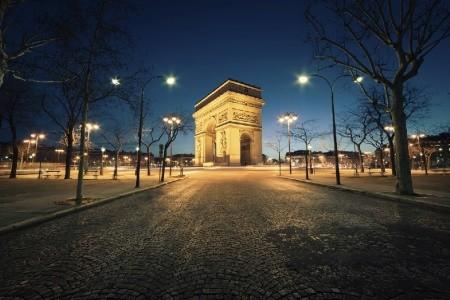 Francie - Bretaň / Adventní Paříž - letem světem
