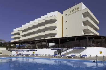 Hotel Iris Beach, Kypr, Protaras