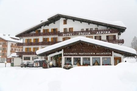 Hotel Stella Alpina *** - Falcade - Tre Valli - Itálie