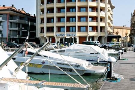 Laguna Palace Hotel Plná penze