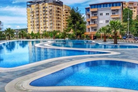 Hotel Rafaelo Resort 4+*, Albánie,