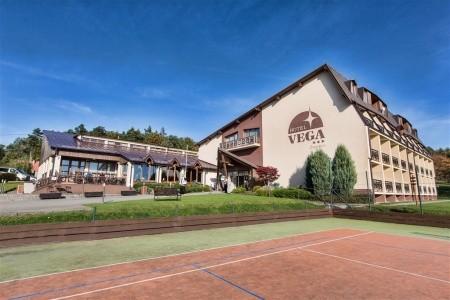 Hotel Hotel Vega, Luhačovice