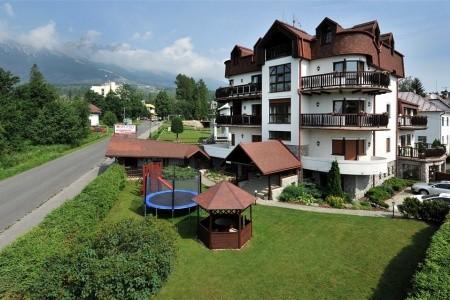 Vila Beatrice, Tatranská Lomnica