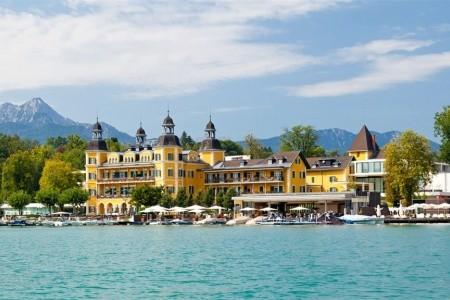 Falkensteiner Schlosshotel Velden - luxusní dovolená