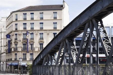 At Gare Du Nord - Last Minute a dovolená