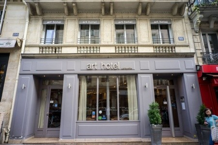 Art Hotel Lafayette - slevy