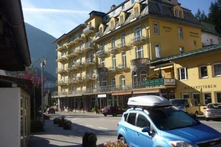 Bad Gastein, Hotel Mozart*** - Léto - Last Minute a dovolená