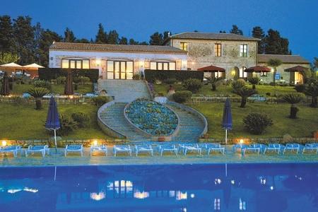 Hotel Dolomiti Sul Mare, Itálie, Kalábrie