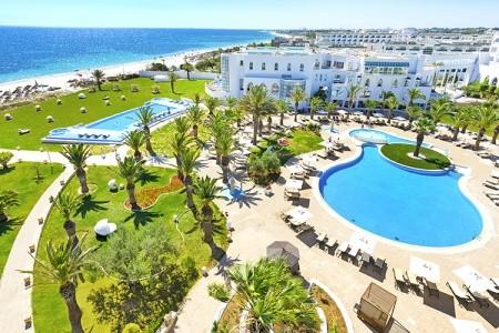 Hotel Steigenberger Kantaoui Bay, Tunisko, Sousse