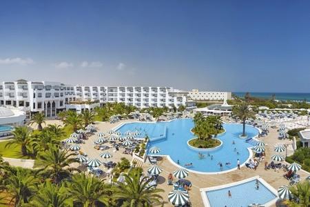 Hotel Vincci El Mansour Tunisko Mahdia last minute, dovolená, zájezdy 2018