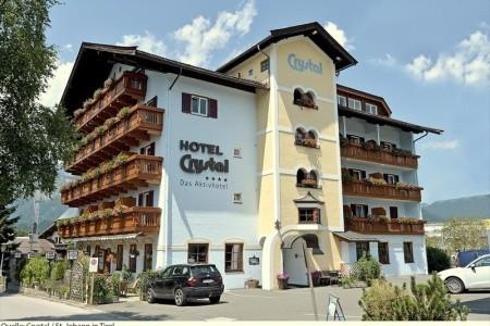 Hotel Crystal V St. Johann In Tirol