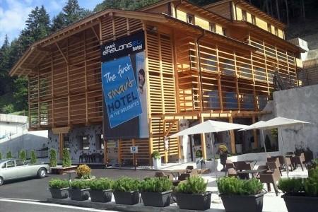 Smart Hotel Saslong V St. Christině Ve Val Gardeně - Last Minute a dovolená