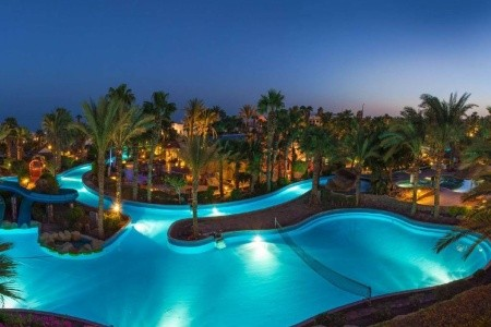 Maritim Jolie Ville Golf & Resort, Egypt, Sharm El Sheikh