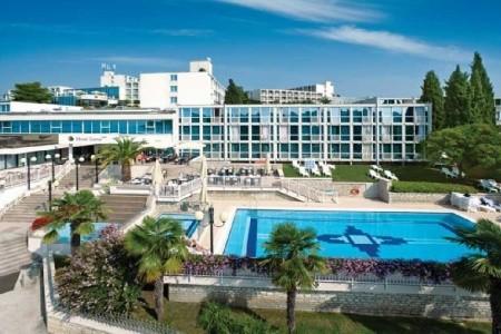Hotel Zorna, Chorvatsko, Poreč