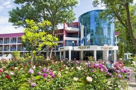 Hotel Regina, Bulharsko, Slunečné Pobřeží