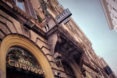 Caravaggio, Itálie, Řím