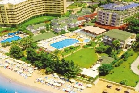 Hotel Incekum Su, Turecko, Alanya