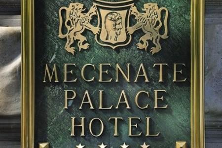 Mecenate Palace - v listopadu
