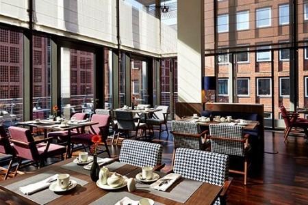 Ameron Hotel Snídaně