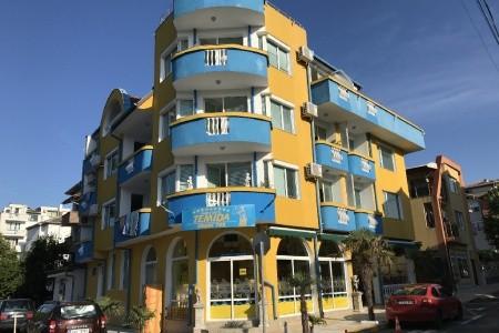 Hotel Temida - Bulharsko  letecky z Košic