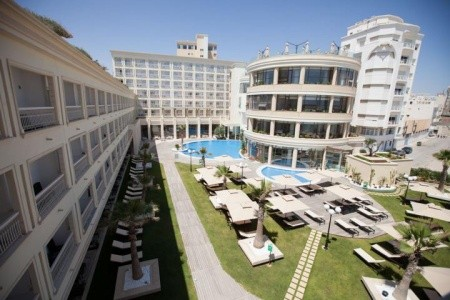 Sousse Palace Hotel & Spa Polopenze