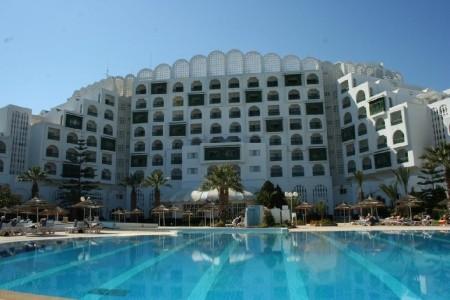 Marhaba Palace, Tunisko, Port El Kantaoui