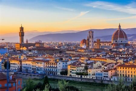 Florencie s koupáním u moře - poznávací zájezdy