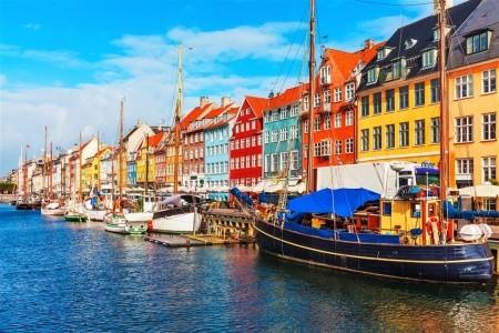 Dánsko - Kodaň / Královská Kodaň město s kouzlem pohádek