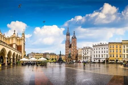 Krásy polských měst Snídaně
