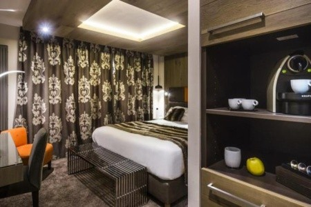 Hotel Taj-I Mah - v lednu