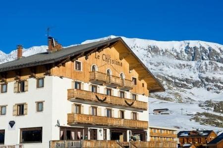 Madame Vacances Hôtel Le Christina, Francie, Alpe d´Huez