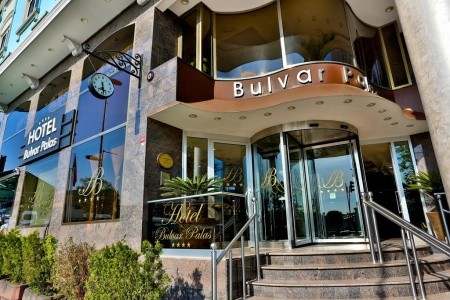 Hotel Bulvar Palas Snídaně
