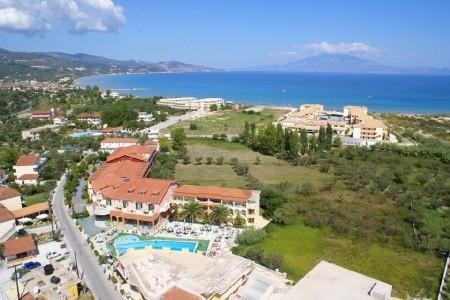 Letsos Hotel, Řecko, Zakynthos