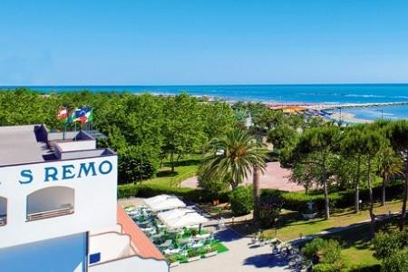 Hotel San Remo Pig - Villa Rosa - v červenci