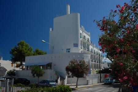 Hotel Helios Pig - Rodi Garganico - plná penze