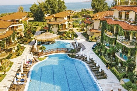 Hotel Laguna Beach Resort & Spa, Bulharsko, Sozopol