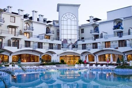Bulharsko - Sozopol / Aparthotel Martinez