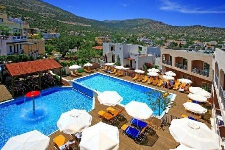 Katrin Hotel & Bungalows Řecko Kréta last minute, dovolená, zájezdy 2018