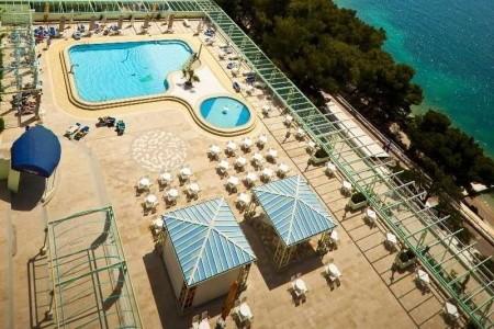 Hotel Dalmacija Makarska - letní dovolená