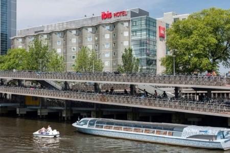 Ibis Amsterdam Centre Snídaně