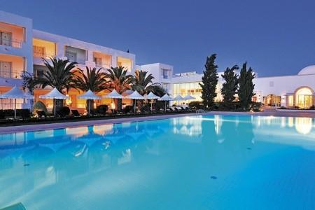Tunisko - Yasmine Hammamet / Hotel Vincci Flora Park