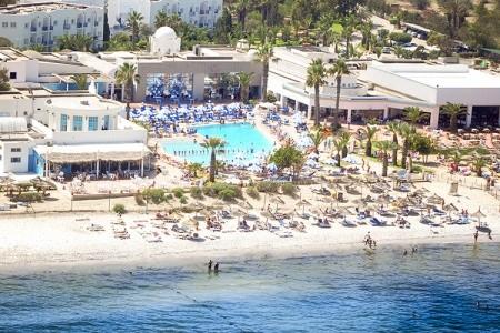 Hotel Eden Club & Aquapark, Tunisko, Skanes