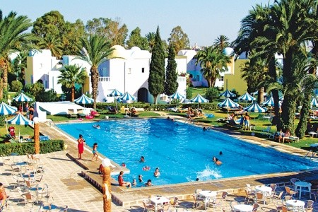 Magic Hotel Caribbean World Garden Monastir, Tunisko, Skanes