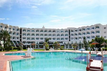 Hotel Helya Beach & Spa, Tunisko, Skanes